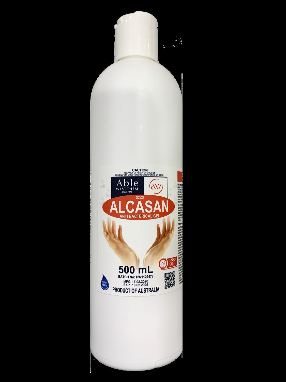 Alcasan Anti Bacterical Gel