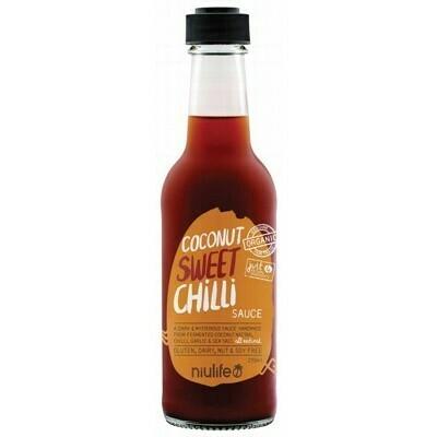 Niulife Coconut Sweet Chilli Sauce