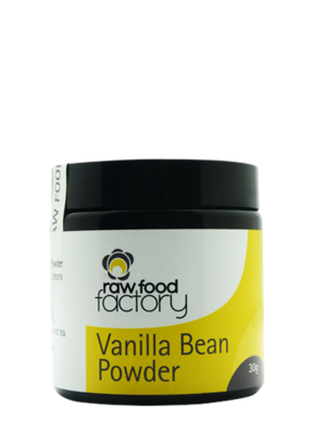 Raw Food Factory Vanilla Bean Powder