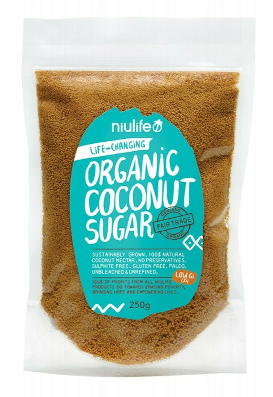 Niulife Organic Coconut Sugar