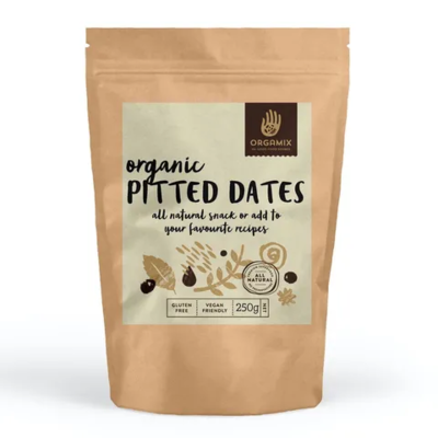 Orgamix Organic Pitted Dates