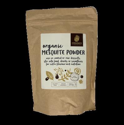 Orgamix Organic Mesquite Powder