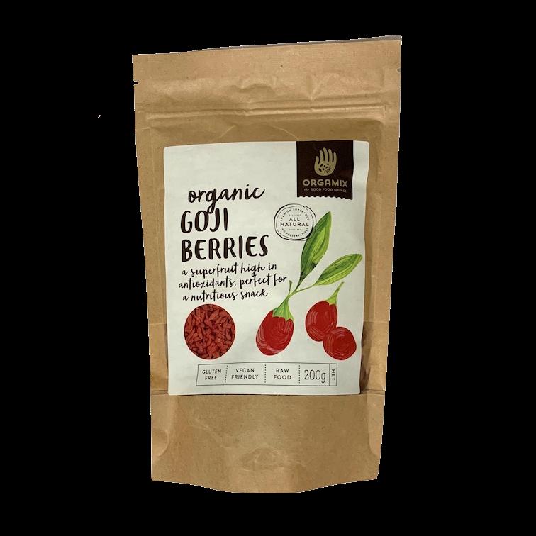 Orgamix Organic Goji Berries