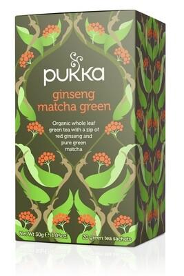 Pukka Tea Energy Range