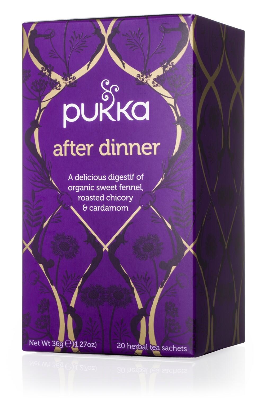 Pukka Tea Digestif Range