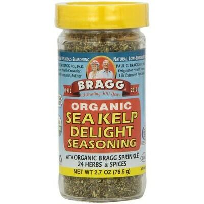 Bragg Organic Sea Kelp Delight Seasoning