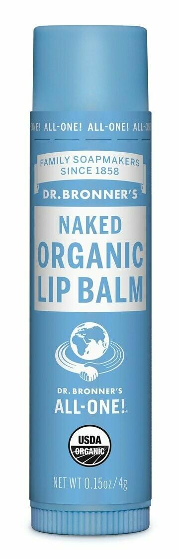 Dr Bronner's Organic Lip Balm
