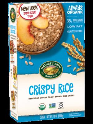 Nature's Path Organic Crispy Rice