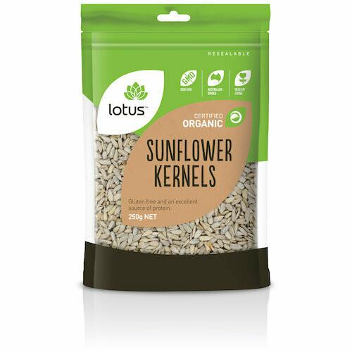 Lotus Organic Sunflower Kernels