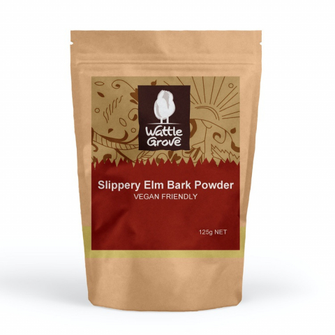 Wattle Grove Slippery Elm Bark Powder