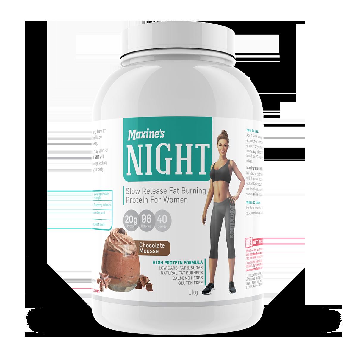 Maxine's Night Protein