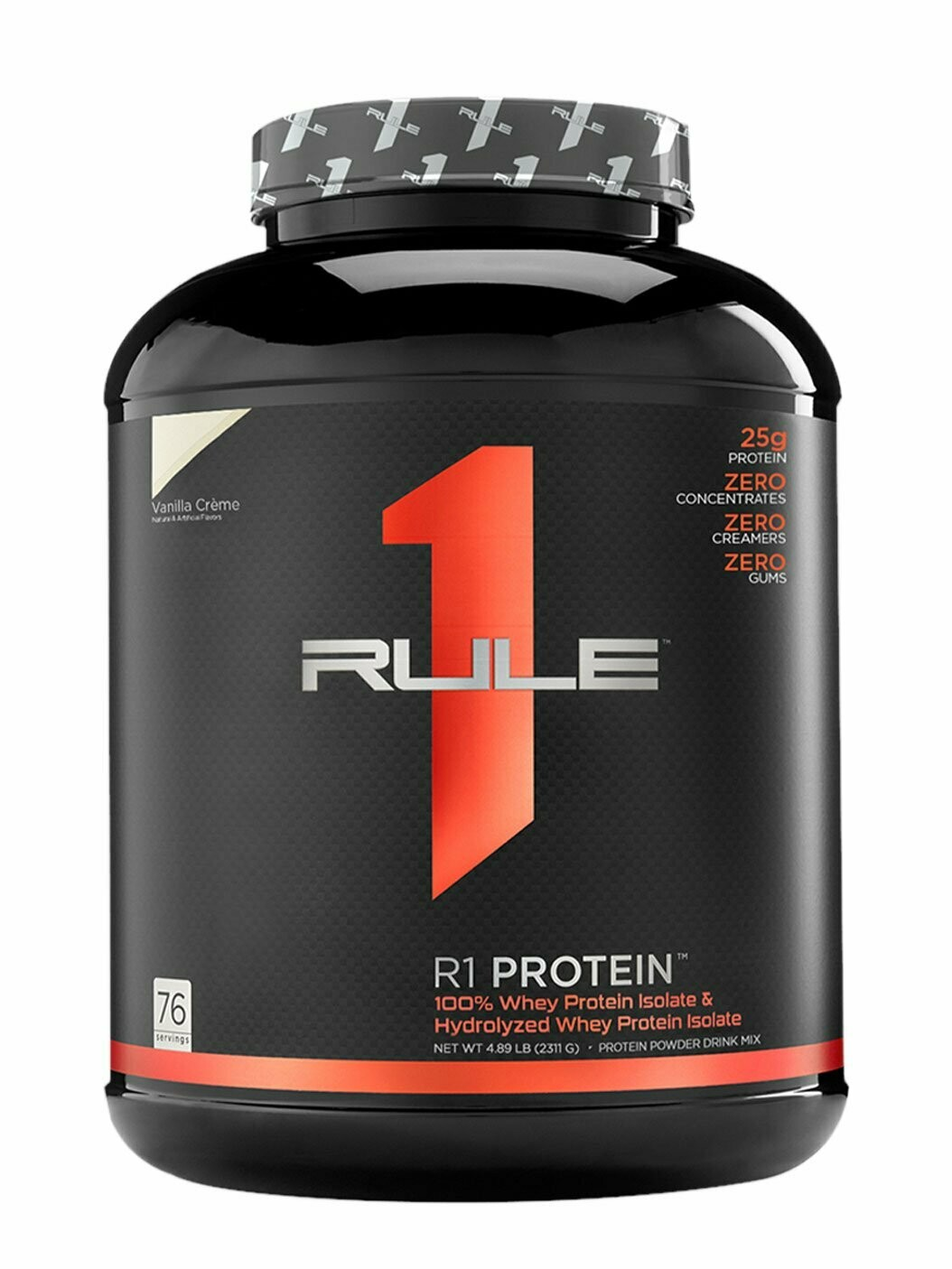 Rule 1 Protein Whey Isolate / Hydrolysate