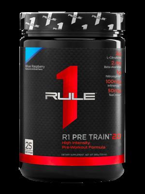Rule 1 Pre Train 2.0