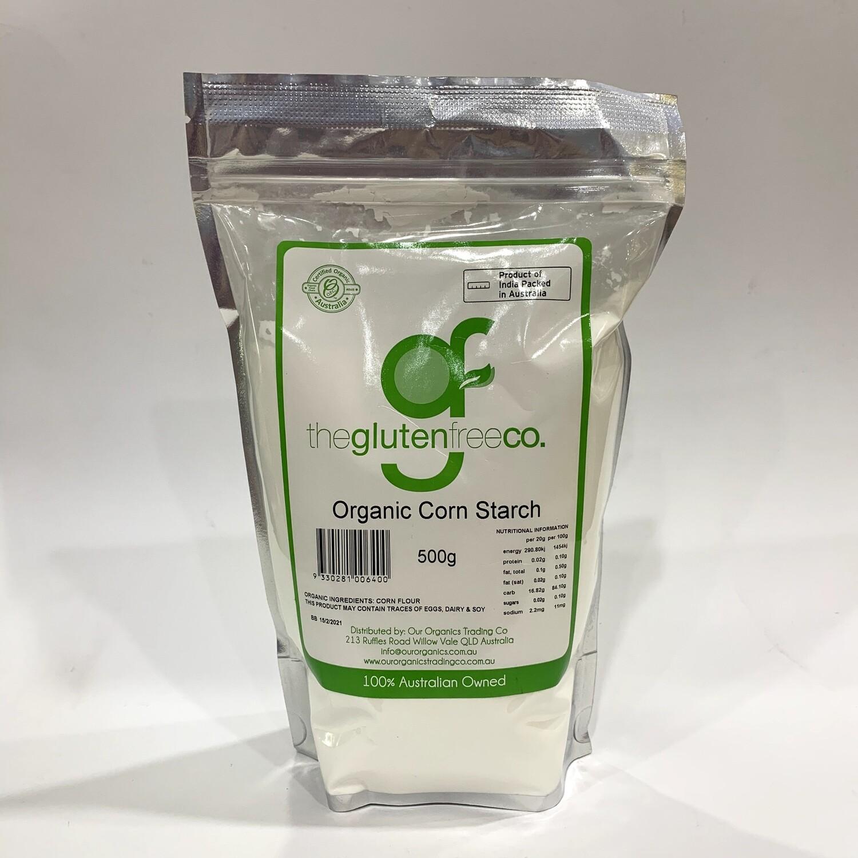 The Gluten Free Co Organic Corn Starch