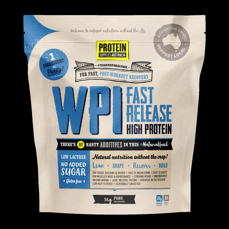 Protein Supplies Australia WPI