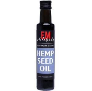 EM Wholefoods Hemp Seed Oil