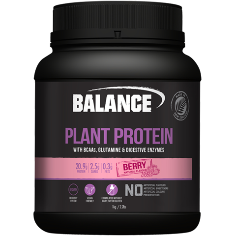 Balance 100% Natural Plant Protein
