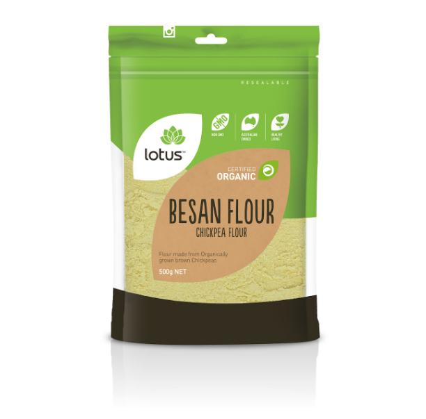 Lotus Besan Flour