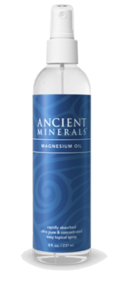 Ancient Minerals Magnesium Oil Spray