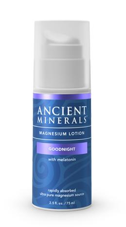 Ancient Minerals Magnesium Lotion Goodnight