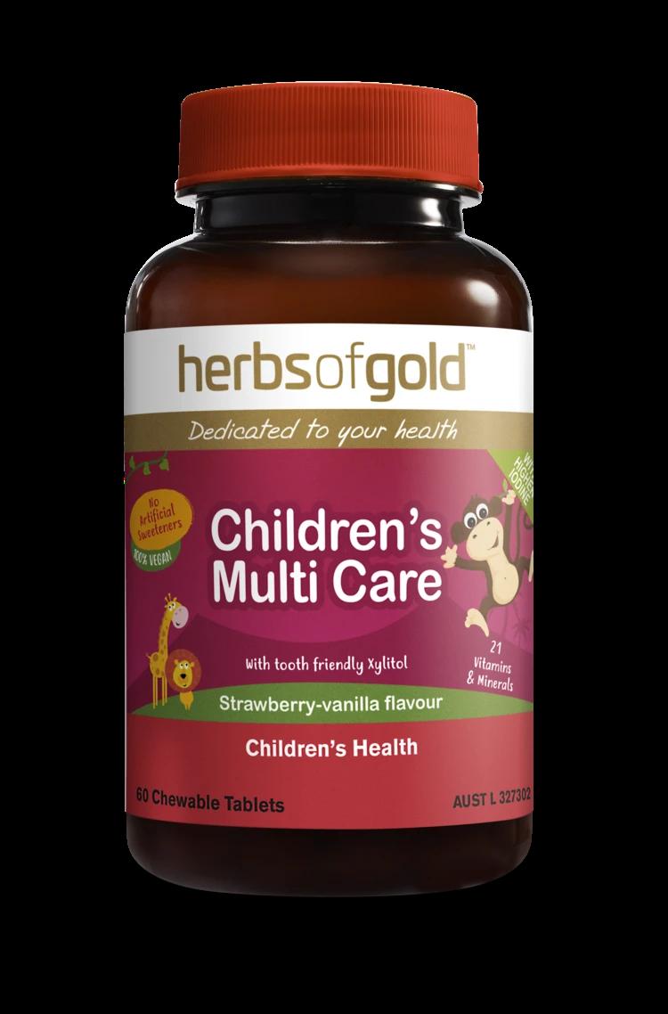 Herbs of Gold Children's Multi Care