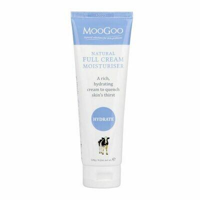 MooGoo Natural Full Cream Moisturiser