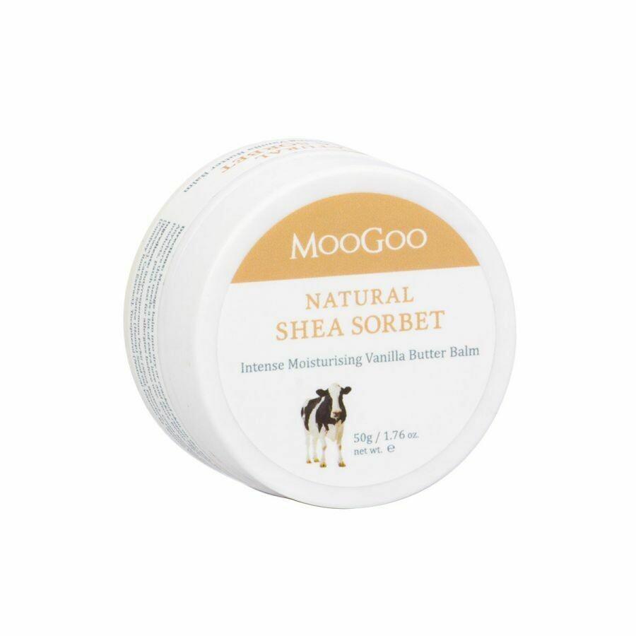MooGoo Natural Shea Sorbet