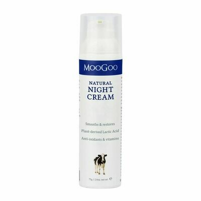 MooGoo Natural Night Time Face Cream