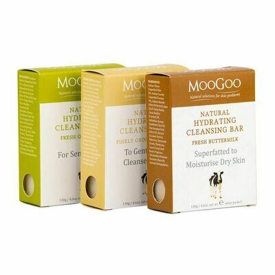 MooGoo Hydrating Cleansing Bars