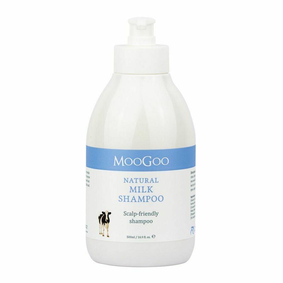MooGoo Natural Milk Shampoo