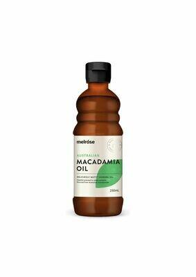 Melrose Macadamia Oil