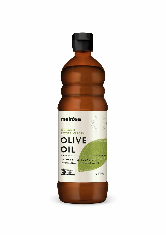 Melrose Organic Extra Virgin Olive Oil