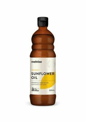 Melrose Organic Sunflower Oil