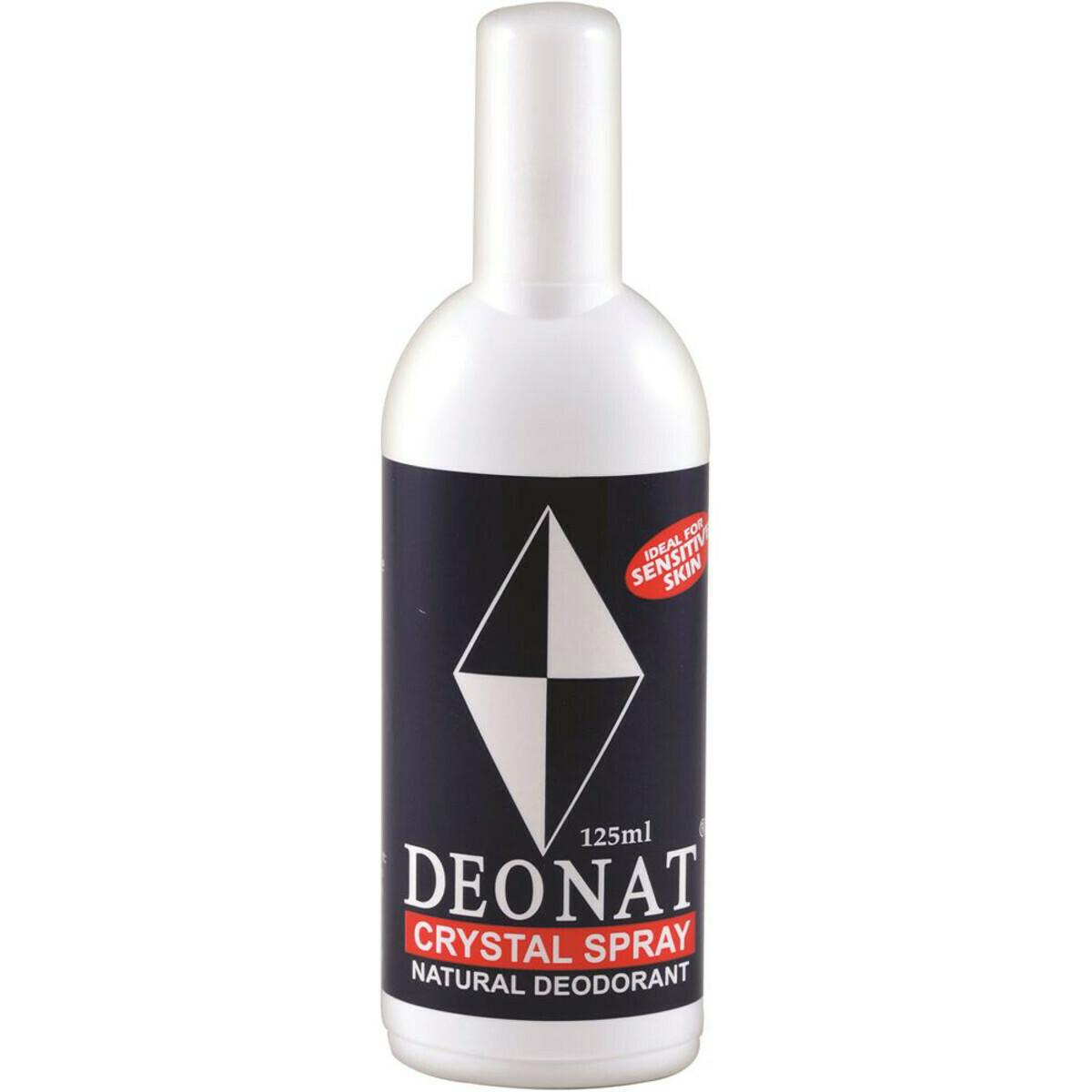Deonat Crystal Deodorant Spray
