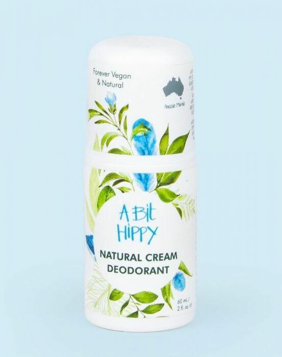 A Bit Hippy Natural Cream Deodorant