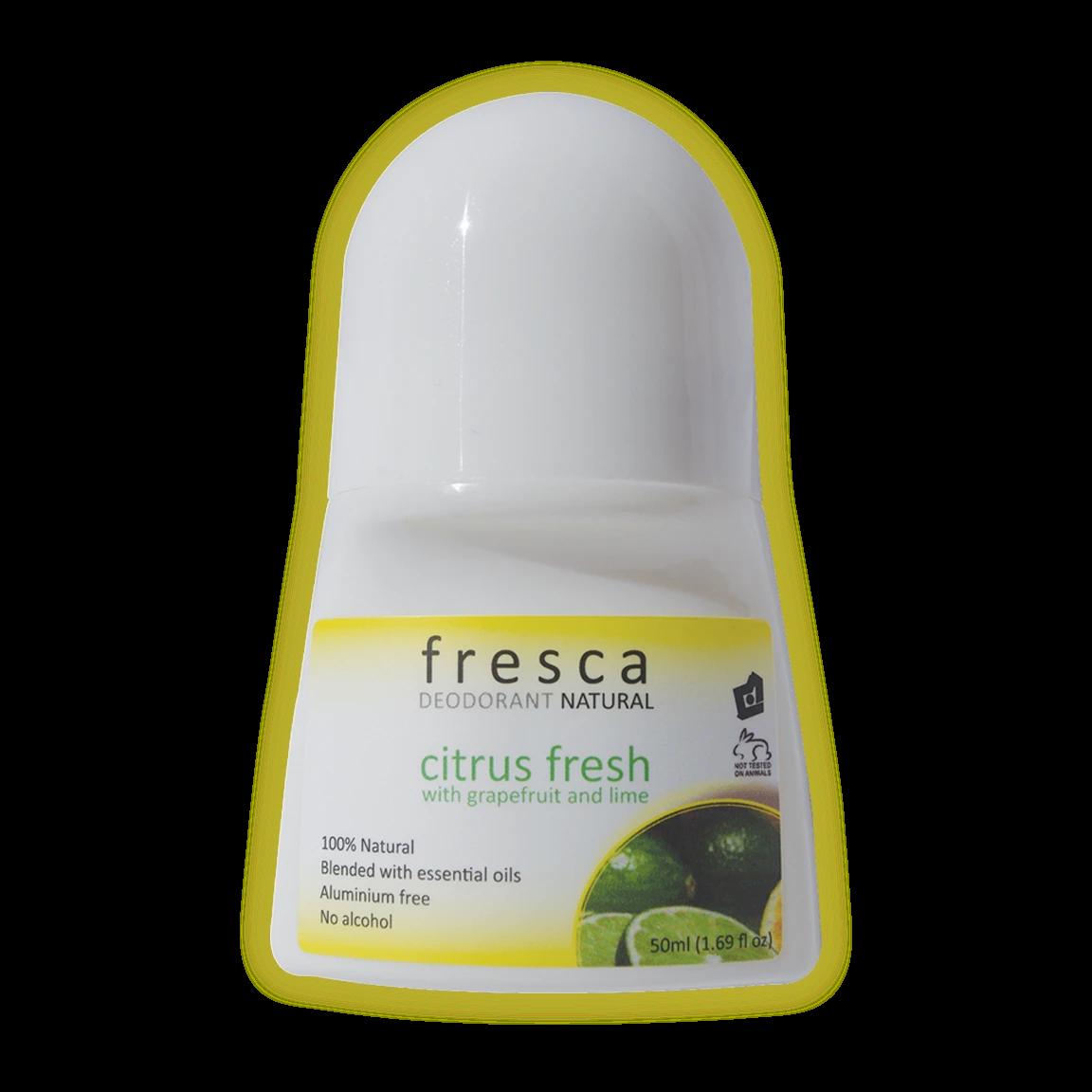 Fresca Natural Deodorant