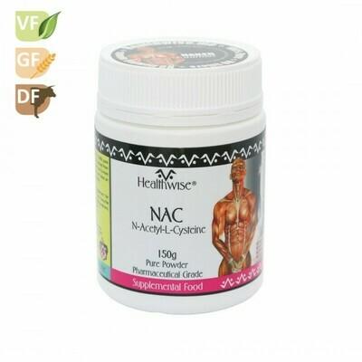 Healthwise NAC N-Acetyl-L-Cysteine