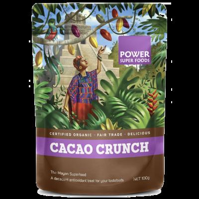 Power Super Foods Organic Cacao Crunch