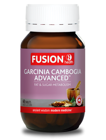 Fusion Health Garcinia Cambogia Advanced