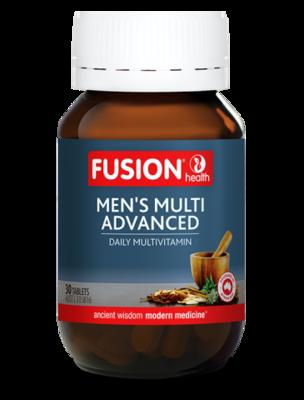 Fusion Health Men's Multi Advanced