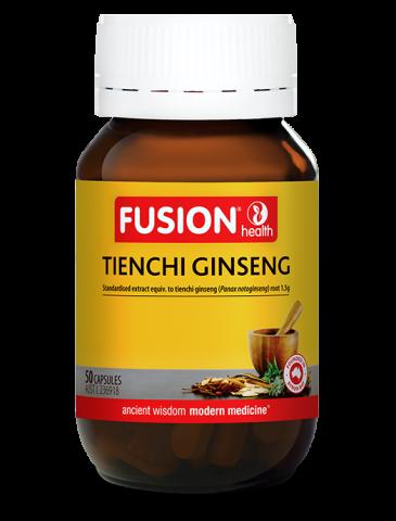Fusion Health Tienchi Ginseng