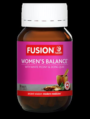 Fusion Health Women's Balance