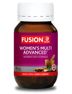 Fusion Health Women's Multi Advanced