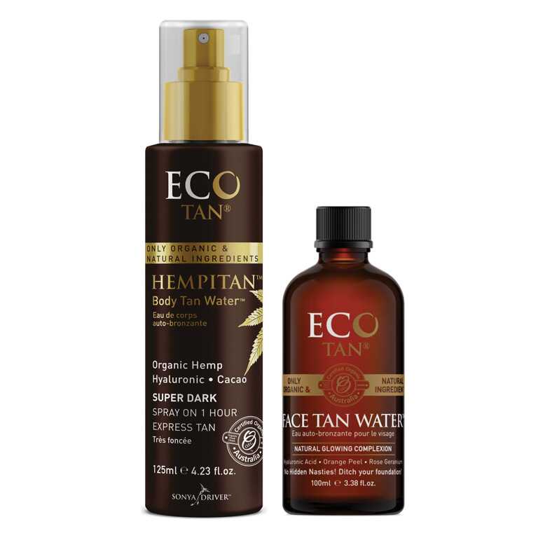 Eco Tan Hempitan Tanning Pack