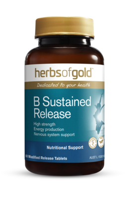 Herbs of Gold B Sustained Release