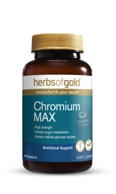 Herbs of Gold Chromium Max