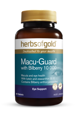 Herbs of Gold Macu-Guard with Bilberry
