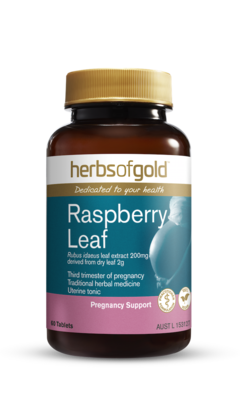 Herbs of Gold Raspberry Leaf