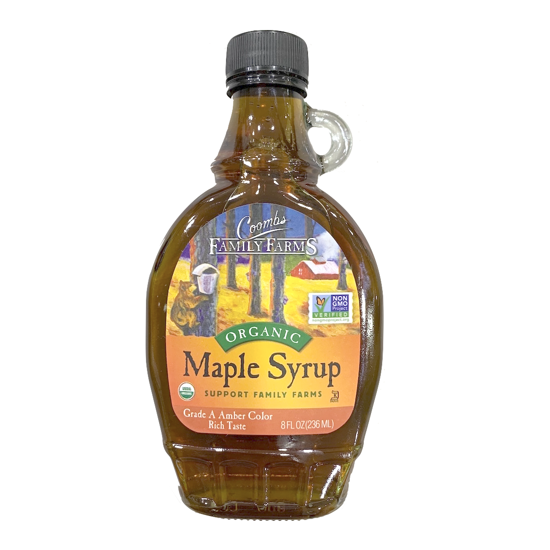 Coombs Family Farms Organic Maple Syrup