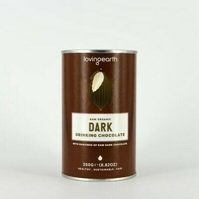 Loving Earth Organic Dark Drinking Chocolate